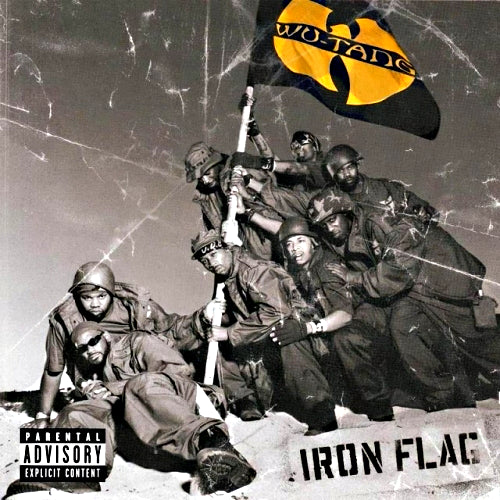 IRON FLAG (2LP)