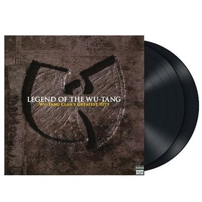 Legend Of The Wu-Tang: Wu-Tang Clan's Greatest Hits (Vinyl) (2LP)