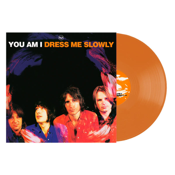 You Am I DRESS ME SLOWLY Orange Colour Vinyl LP