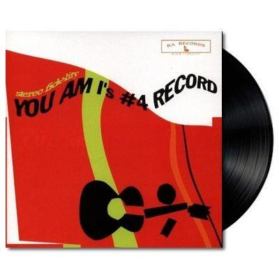You Am I's #4 Record (Vinyl)