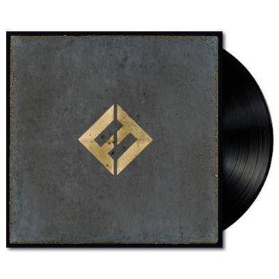 CONCRETE AND GOLD (Vinyl)