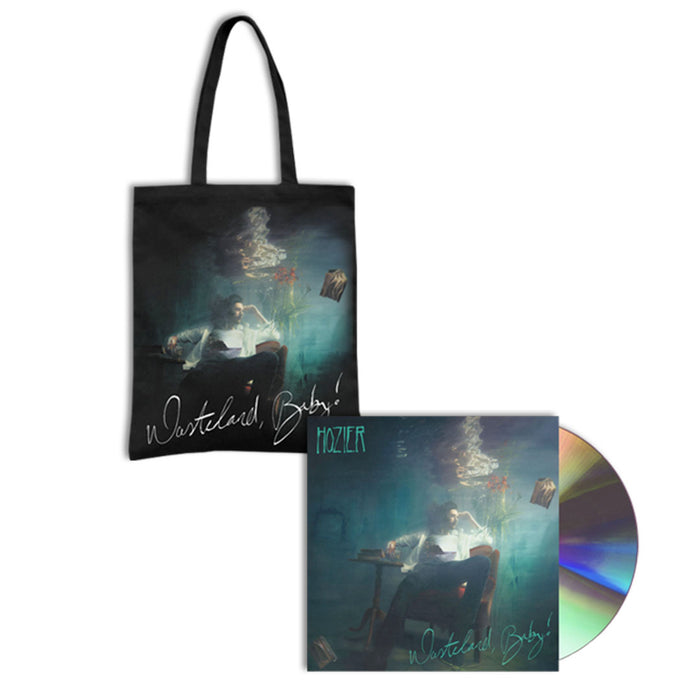 Wasteland, Baby! (CD + Tote)