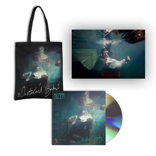 Wasteland, Baby! (CD + Tote + Lithograph)