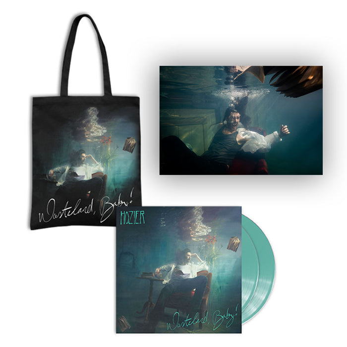 Wasteland, Baby! (Vinyl + Tote + Lithograph)
