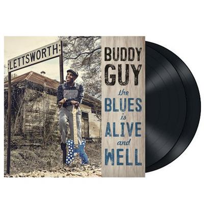 THE BLUES IS ALIVE AND WELL (VINYL) (2LP)