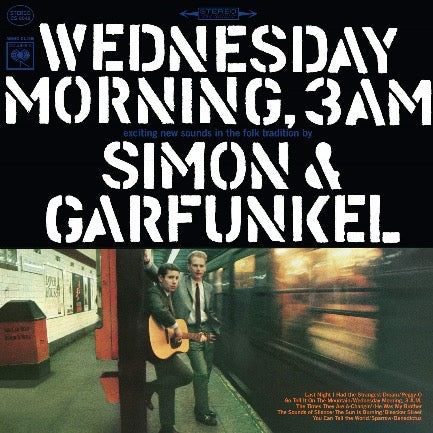 Parsley, Sage, Wednesday Morning, 3 A.M. (Vinyl)
