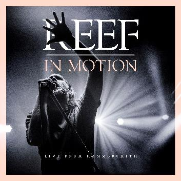 In Motion (Live From Hammersmith) CD/Blu-Ray