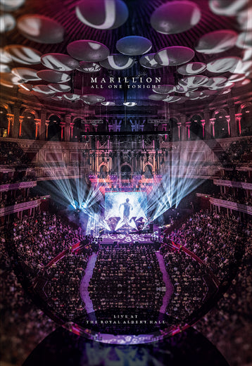 ALL ONE TONIGHT (LIVE AT THE ROYAL ALBERT HALL) (DVD)