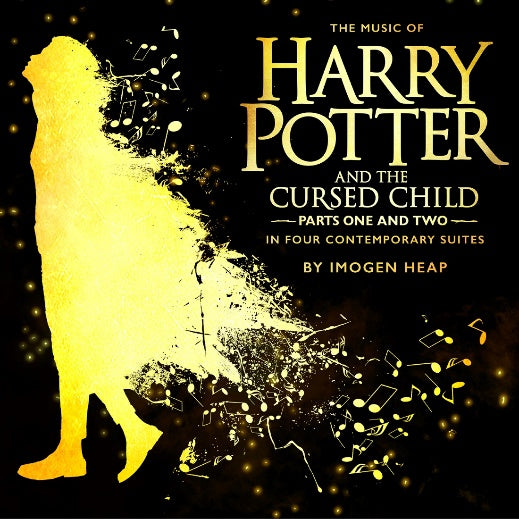 THE MUSIC OF HARRY POTTER AND THE CURSED CHILD PARTS ONE AND TWO (2LP)