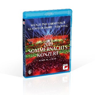 Sommernachtskonzert 2019  / Summer Night Concert 2019 BLU-RAY