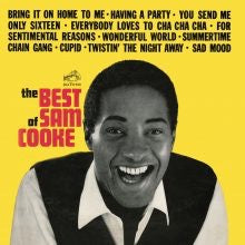 The Best of Sam Cooke (LP)