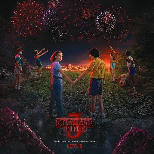 STRANGER THINGS: SOUNDTRACK FROM THE NETFLIX ORIGINAL SERIES, SEASON 3 (2LP+CD)