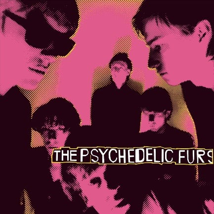 THE PSYCHEDELIC FURS (VINYL)