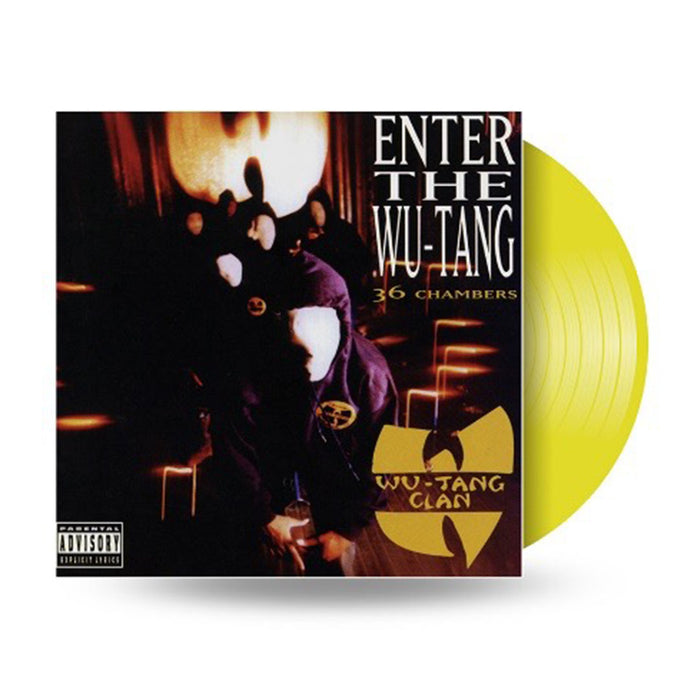 ENTER THE WU-TANG CLAN (36 CHAMBERS) (Yellow Vinyl)
