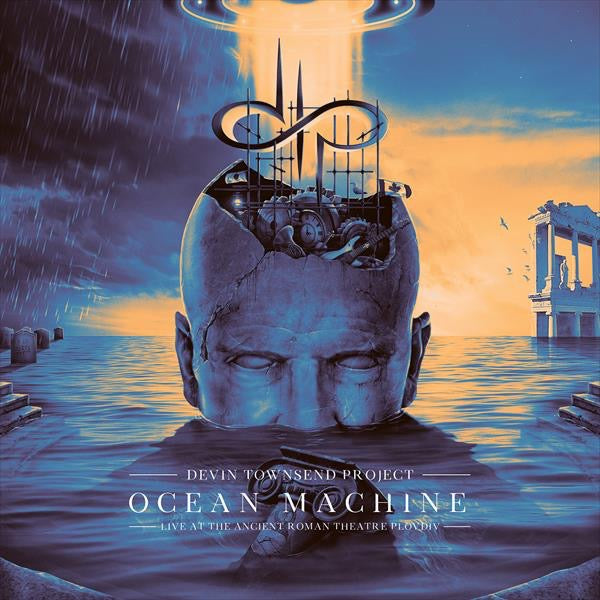 OCEAN MACHINE - LIVE AT THE ANCIENT ROMAN THEATRE PLOVDIV (BLU-RAY)