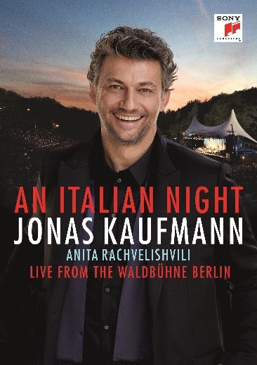 An Italian Night - Live From The Waldbuhne Berlin (DVD)
