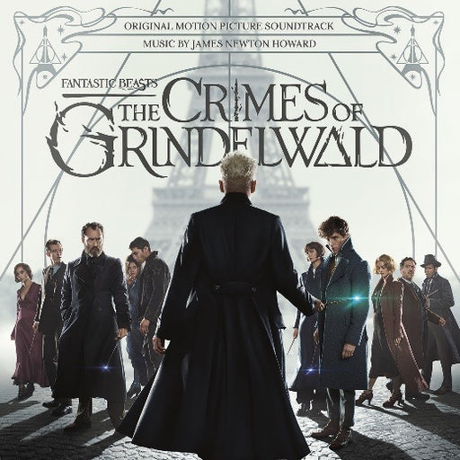 Fantastic Beasts The Crimes Of Grindelwald (OST)