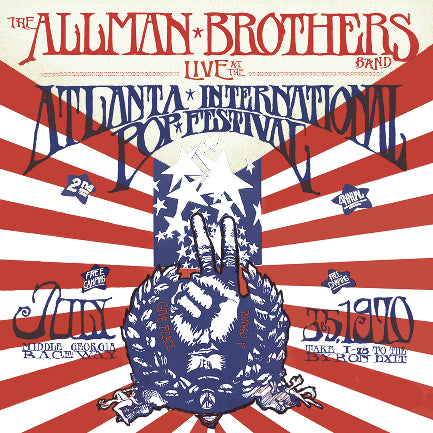 LIVE AT THE ATLANTA INTERNATIONAL POP FESTIVAL JULY 3 & 5, 1970 (RSD)