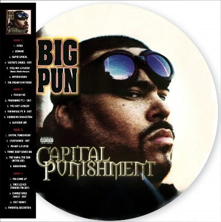 Capital Punishment (Vinyl) (2LP)