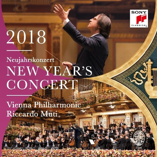 NEUJAHRSKONZERT 2018 / NEW YEAR'S CONCERT 2018 (2CD)
