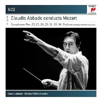 Claudio Abbado Conducts Mozart (5CD)