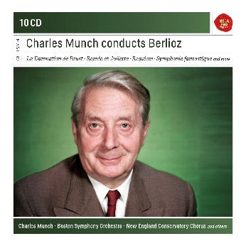 Charles Munch Conducts Berlioz (10CD)