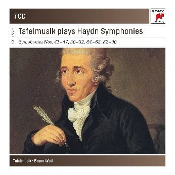 Tafelmusik Plays Haydn Symphony (7CD)