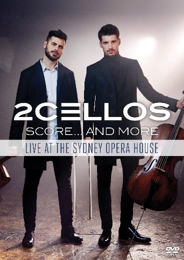 SCORE... AND MORE: LIVE AT THE SOH (DVD)