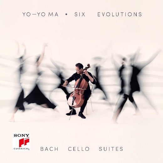 Six Evolutions: Bach Cello Suites