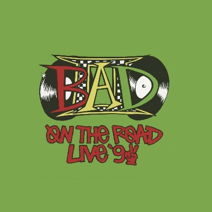 ON THE ROAD LIVE '92 (Vinyl)