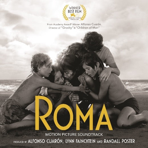ROMA (ORIGINAL MOTION PICTURE SOUNDTRACK) CD
