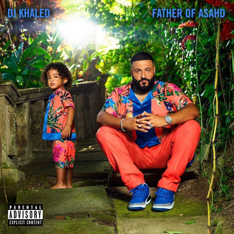 Father of Asahd (CD)