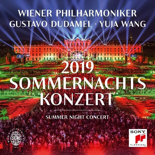Sommernachtskonzert 2019 / Summer Night Concert 2019 CD