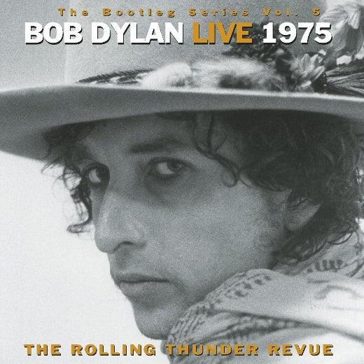 THE BOOTLEG SERIES, VOL. 5 - BOB DYLAN LIVE 1975: THE ROLLING THUNDER REVUE (14CD)