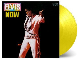 Elvis Now (Yellow Vinyl)