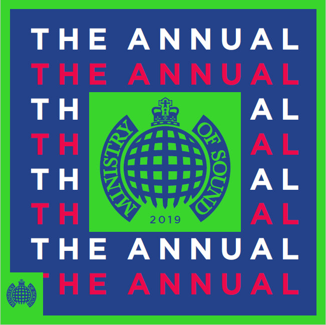 MINISTRY OF SOUND:  THE ANNUAL 2019
