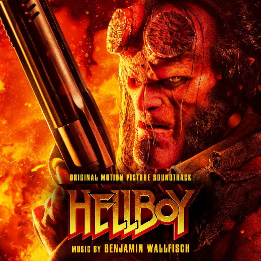 Hellboy (Original Soundtrack) (Vinyl)