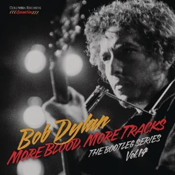 More Blood, More Tracks The Bootleg Series VOL. 14 (2LP)