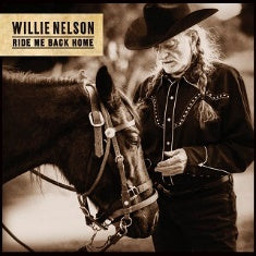 Ride Me Back Home (CD)