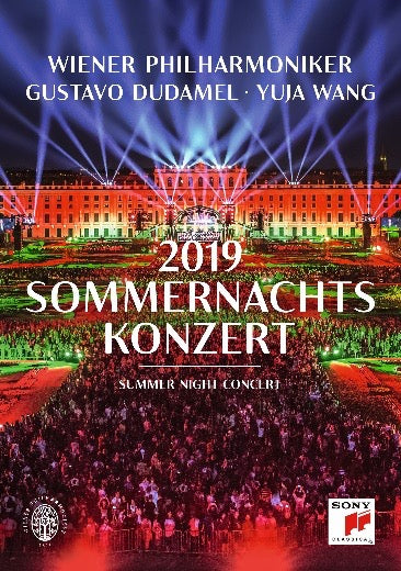 Sommernachtskonzert 2019 / Summer Night Concert 2019 DVD