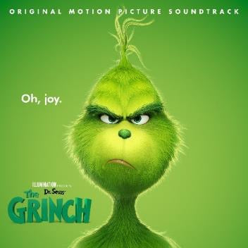 Dr. Seuss' The Grinch (OST)