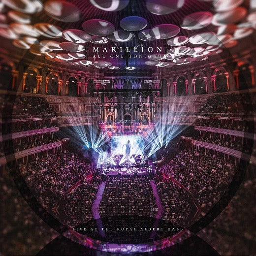 ALL ONE TONIGHT (LIVE AT THE ROYAL ALBERT HALL) (VINYL) (4LP)