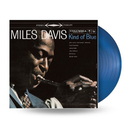 Kind of Blue (Solid Blue, Black & Solid White Mixed Vinyl)