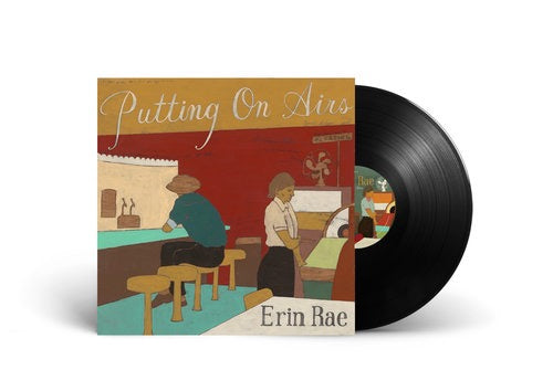 PUTTING ON AIRS (Vinyl)