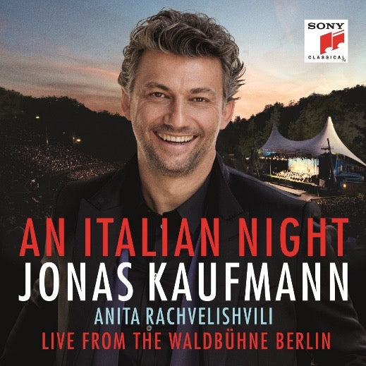 An Italian Night - Live From The Waldbuhne Berlin (CD)