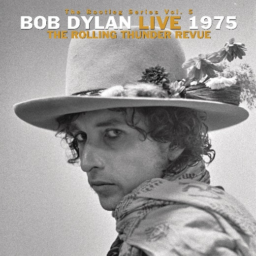LIVE 1975 THE ROLLING THUNDER REVUE (3LP)