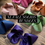 Fall XL Solids Bundle (All 6)