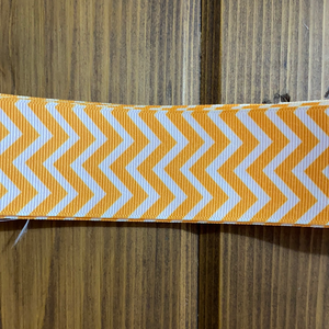 Yellow gold chevron L&E - LilaReneeCreations