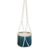 Emerald Ceramic Hanging Planter