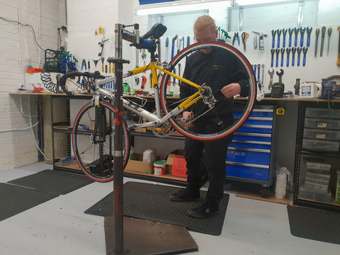 Frankston bike bicycle cycle servicing